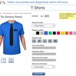 Magneto T-Shirt Product Page