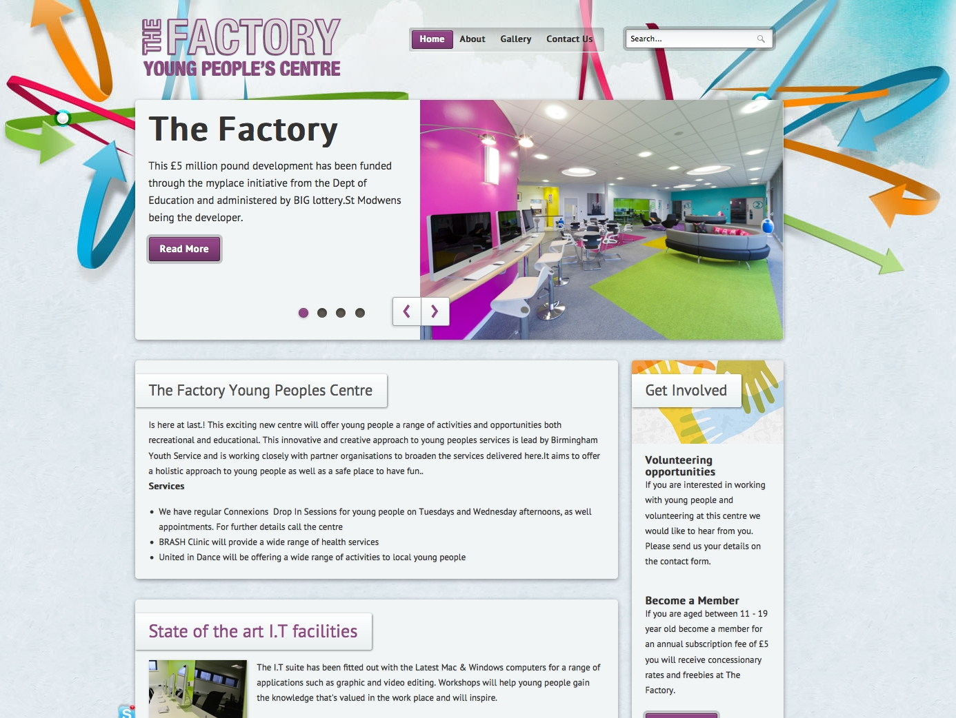 The Factory Young Peoples Centre