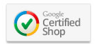 Example of Google Certified Shop badge
