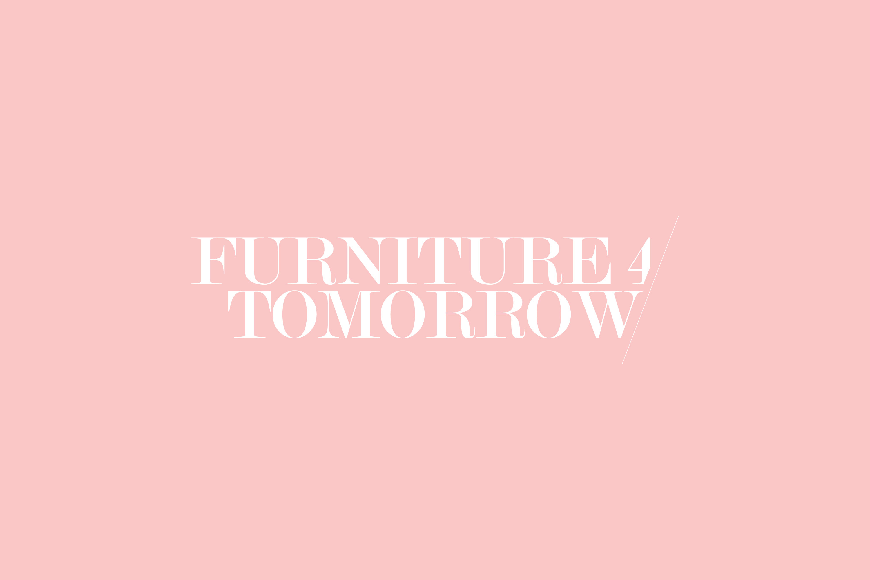 Furniture 4 Tomorrow