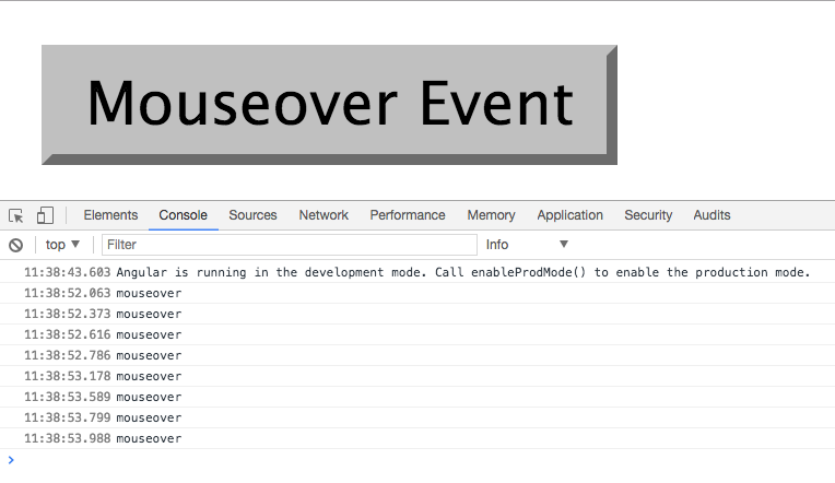 Using Mouse Events in Angular 4+ - Develo Design Blog