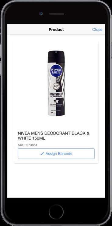 Ionic App Portfolio: Magento Mobile Inventory Management - Develo Design
