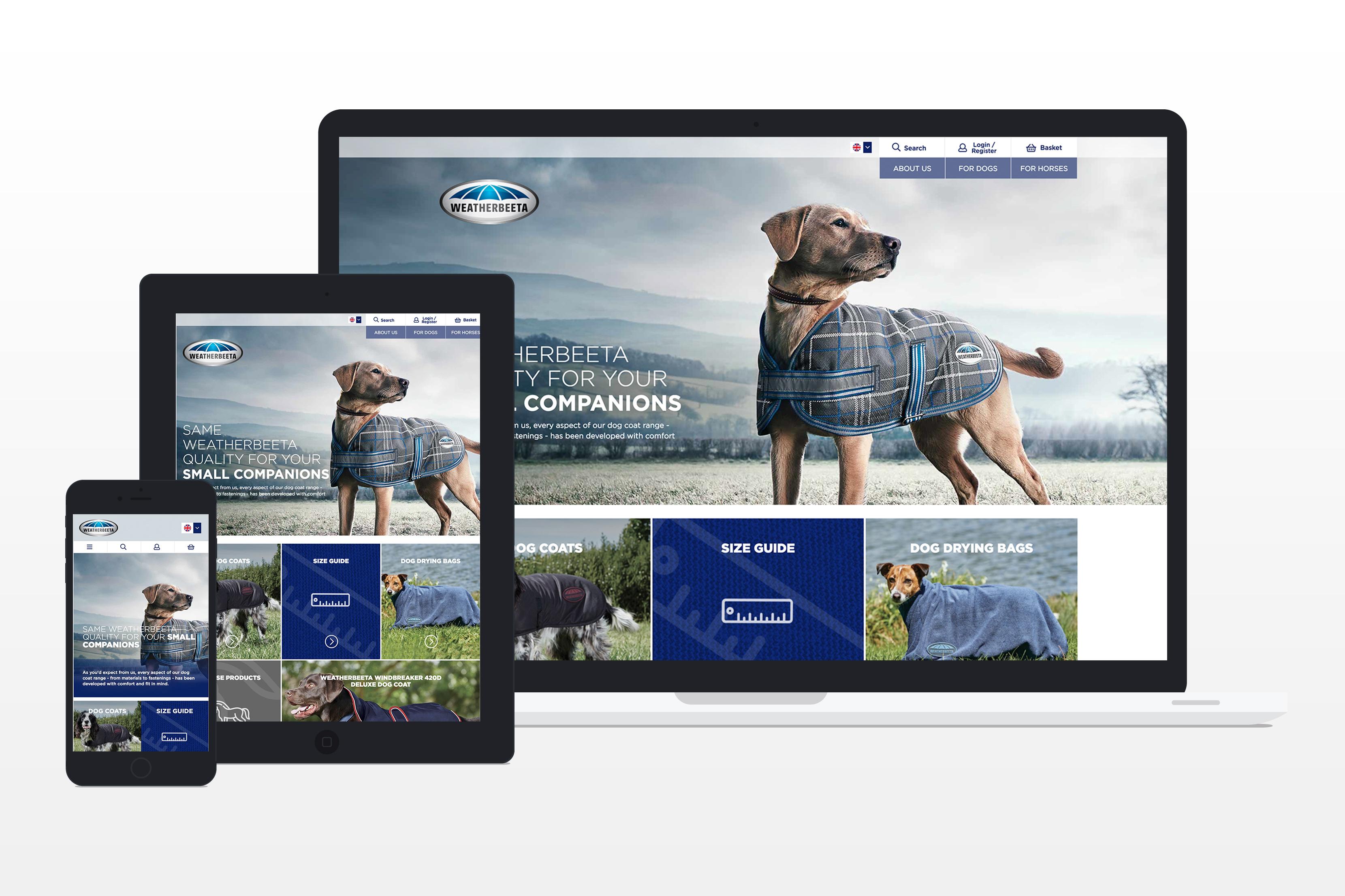 WeatherBeeta Magento eCommerce
