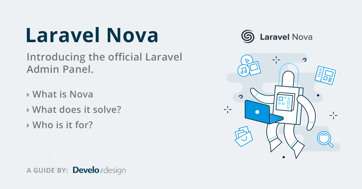 Laravel Nova – The official admin panel for Laravel